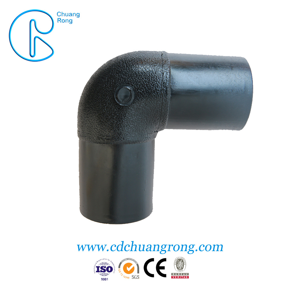 HDPE Plastic Fitting for Tubing pictures & photos