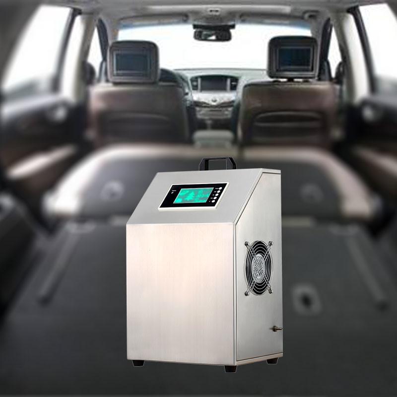 China Hot Sale Portable 10g Ozone Generator Car Purifier - China ...