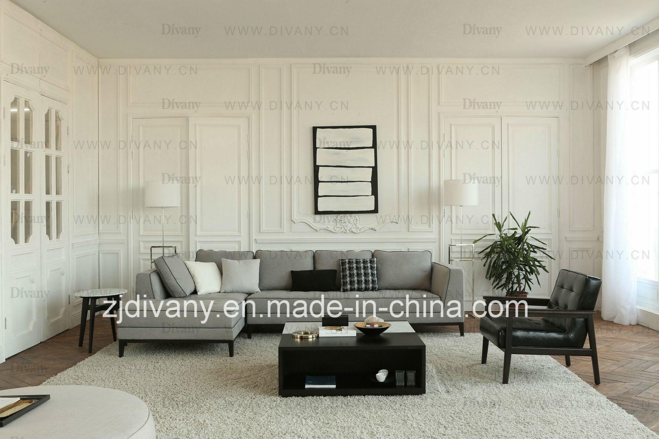 [Hot Item] New Italian Style Sofa Furniture (D-68)