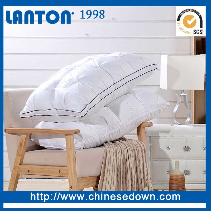 Down Proof Cover Cotton Feather Padding Pillow Cushion