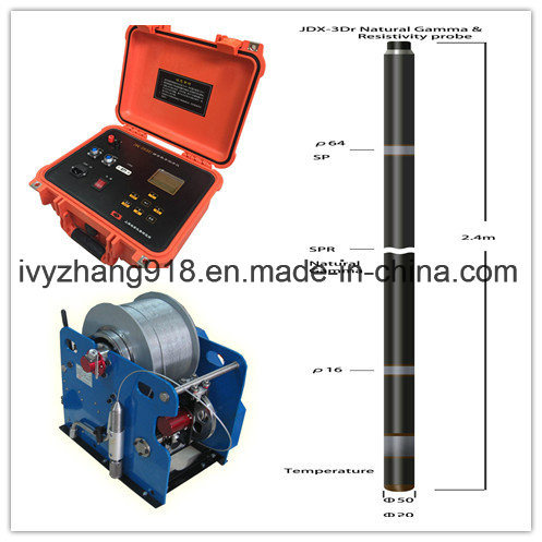 [Hot Item] Electrical Well Logging, Geophysical Well Logs, Borehole Logging  for Resistivity, Natural Gamma, Sp