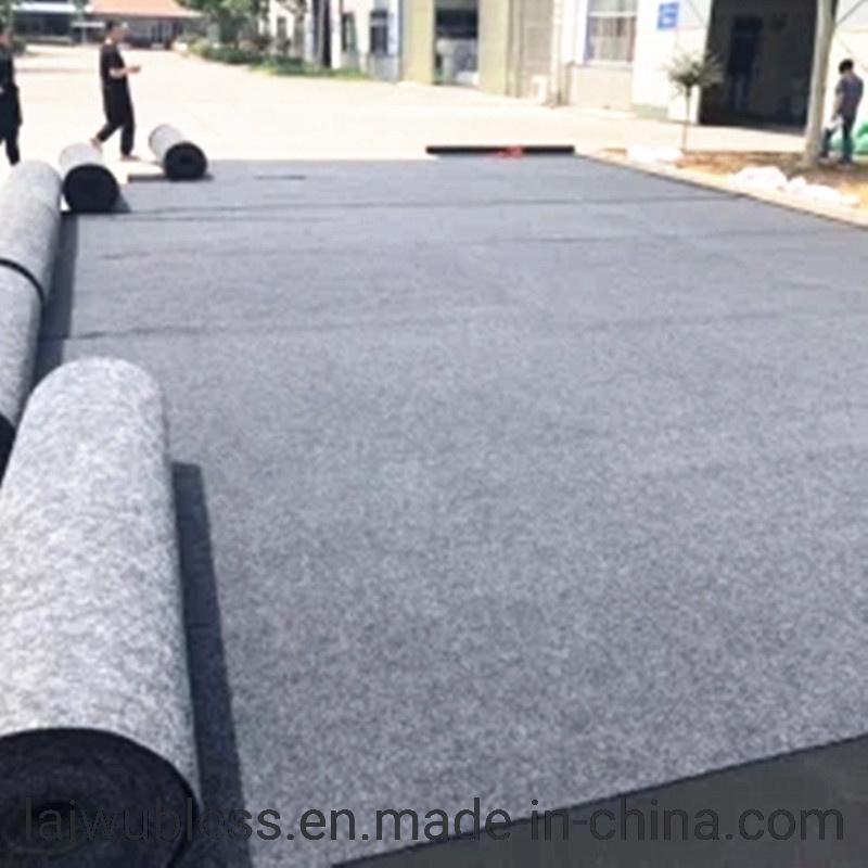 China Garage Floor Water Proof Mat Oil Sorbent Pads Marine Carpet