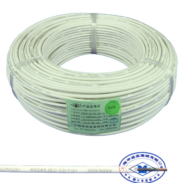 China High Temp. Silicone Insulated Model Aircraft Wire - China Wire ...