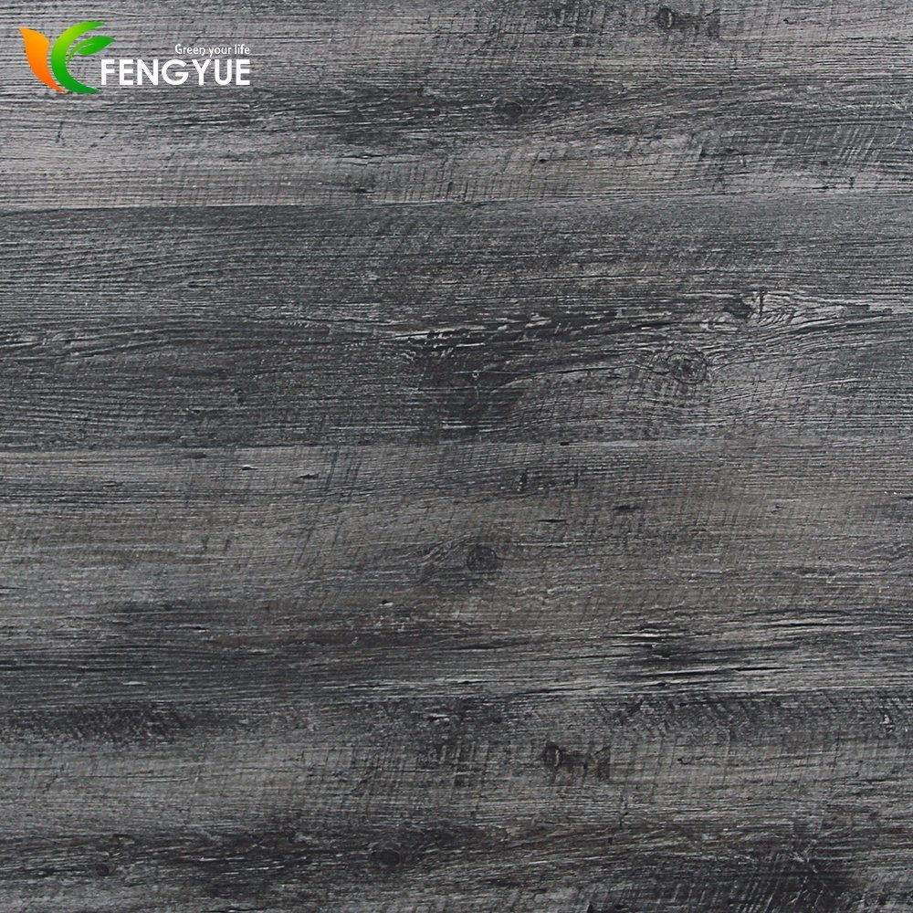 Factory Price Wood Look Commecial Pvc