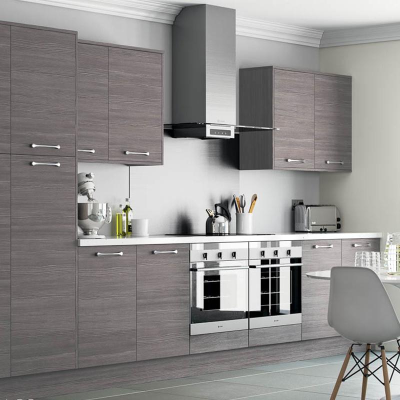 China High Quality Modern Wooden MDF Door Kitchen Cabinet ...