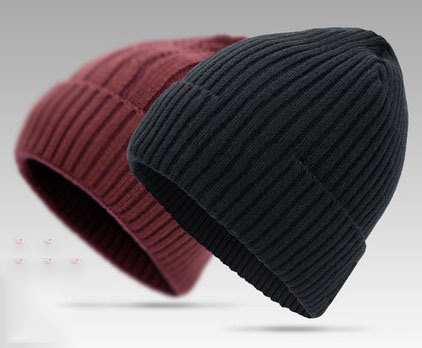 0962d72850b China Winter Promotion Knitted Beanie Hat Under OEM Request - China ...