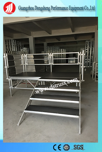 Aluminum Alloy Activity Stage Moving Aluminum Stage pictures & photos