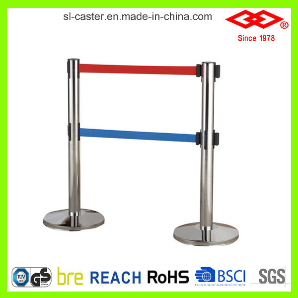 Titanium/ Stainless Steel Queue Barrier (WL04-32B51B&51T)