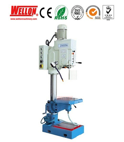 Pillar Type Vertical Drilling Machine (vertical drill press Z5030A Z5035A Z5040A Z5050A)