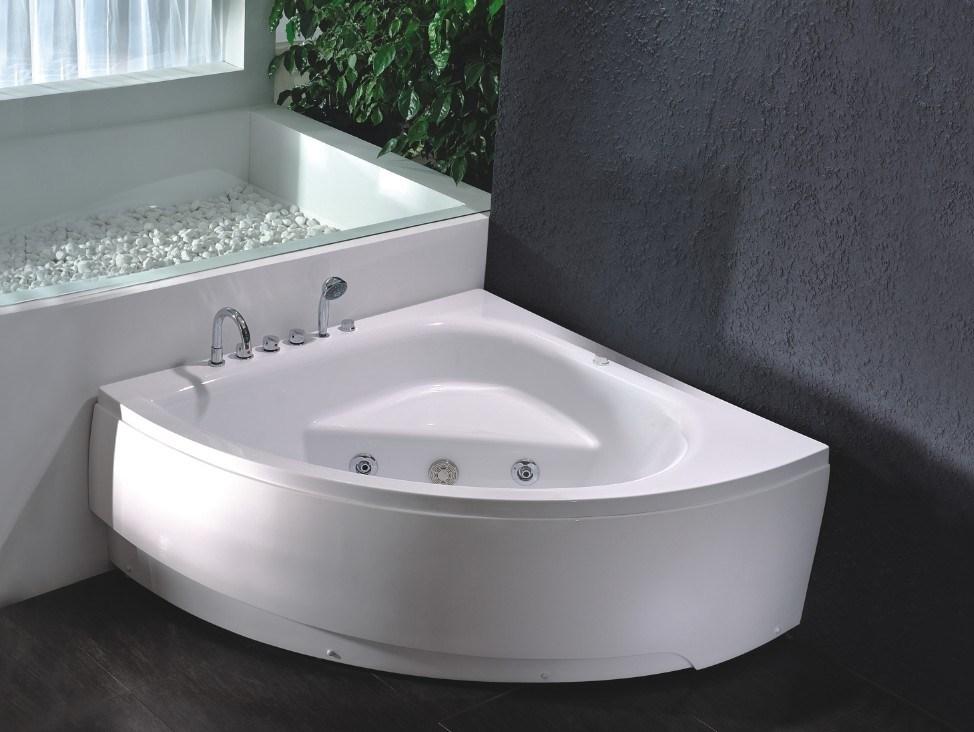 China Best Value Mini Corner Bathtub with Seat (JL811) - China Bath ...