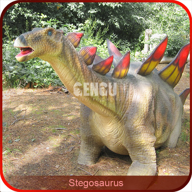 Zigong High Simulation Amusement Park Dinosaur