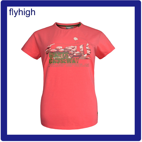 Unisex Cheap Price Custom Promotion T-Shirt