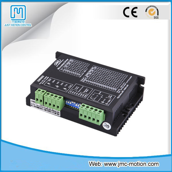 3 Phase Micro Motor Stepper Motor Controller for Laser Cutting Machine (3M660)