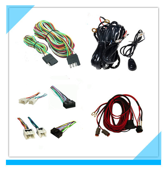 Pleasing China Factory Custom Auto Car Wiring Harness Assembly China Auto Wiring 101 Photwellnesstrialsorg