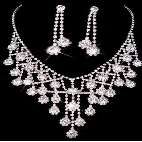 China Wedding Jewelry Set Bridal Jewelry Wedding Crown Bridal