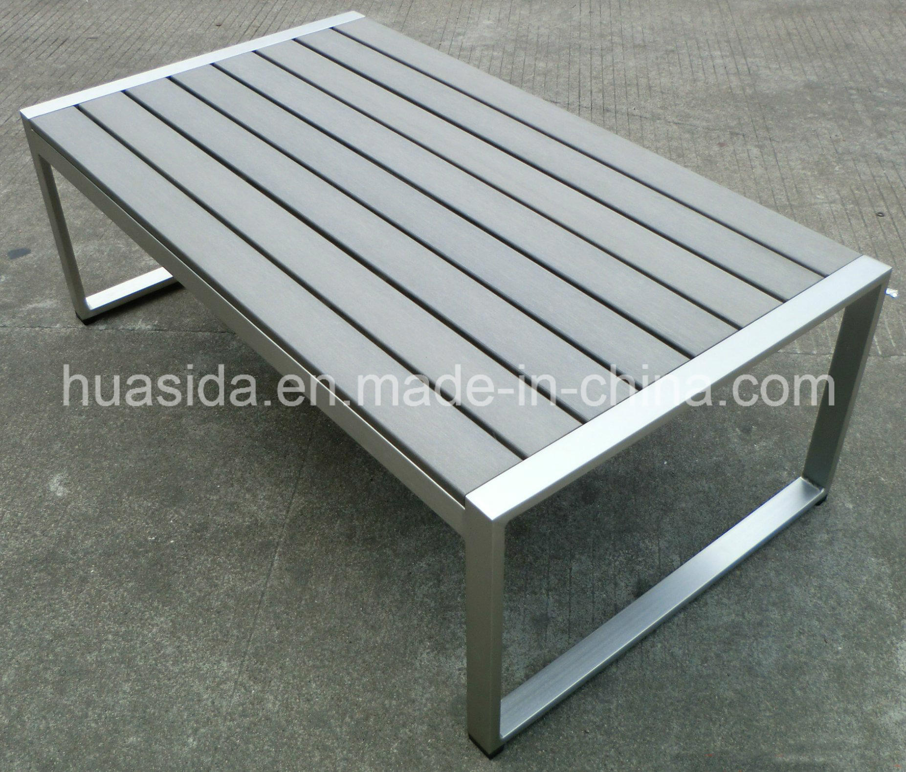 Outdoor 4-PCS Waterproof 304 Stainless Steel Sofa Set