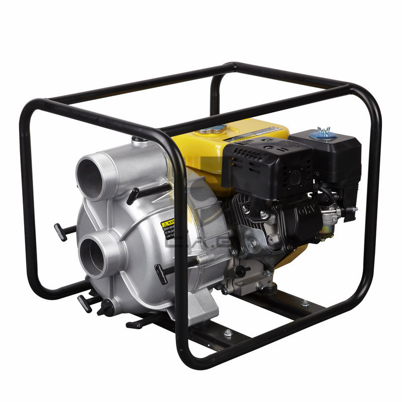 Ce 6.7HP 3inch Gasoline Trash Water Pump (TP30TP) pictures & photos
