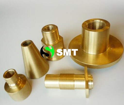 Stainless Steel Brass Machine Parts and Machinery Parts pictures & photos