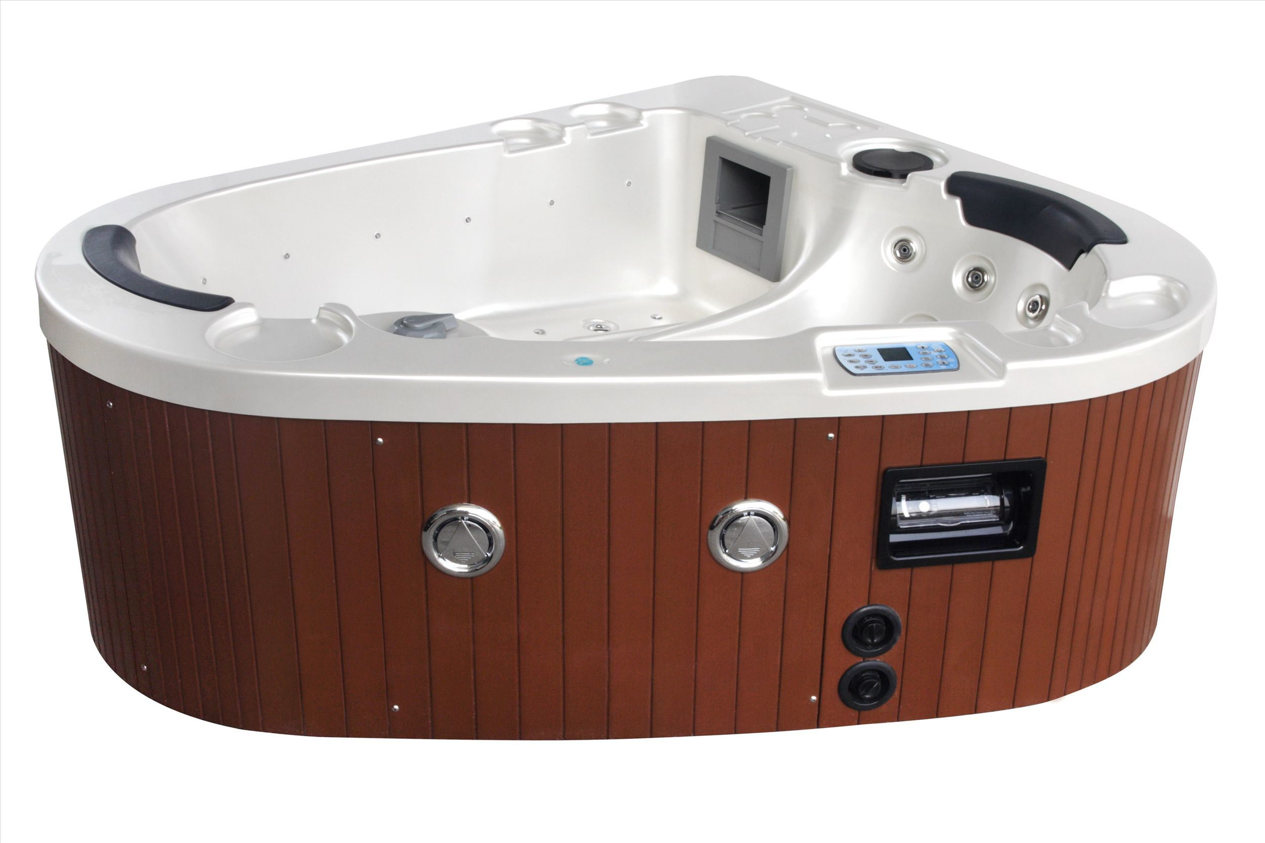 china monalisa luxury outdoor hot tub for 2 persons m 3358 china hot tub outdoor spa. Black Bedroom Furniture Sets. Home Design Ideas
