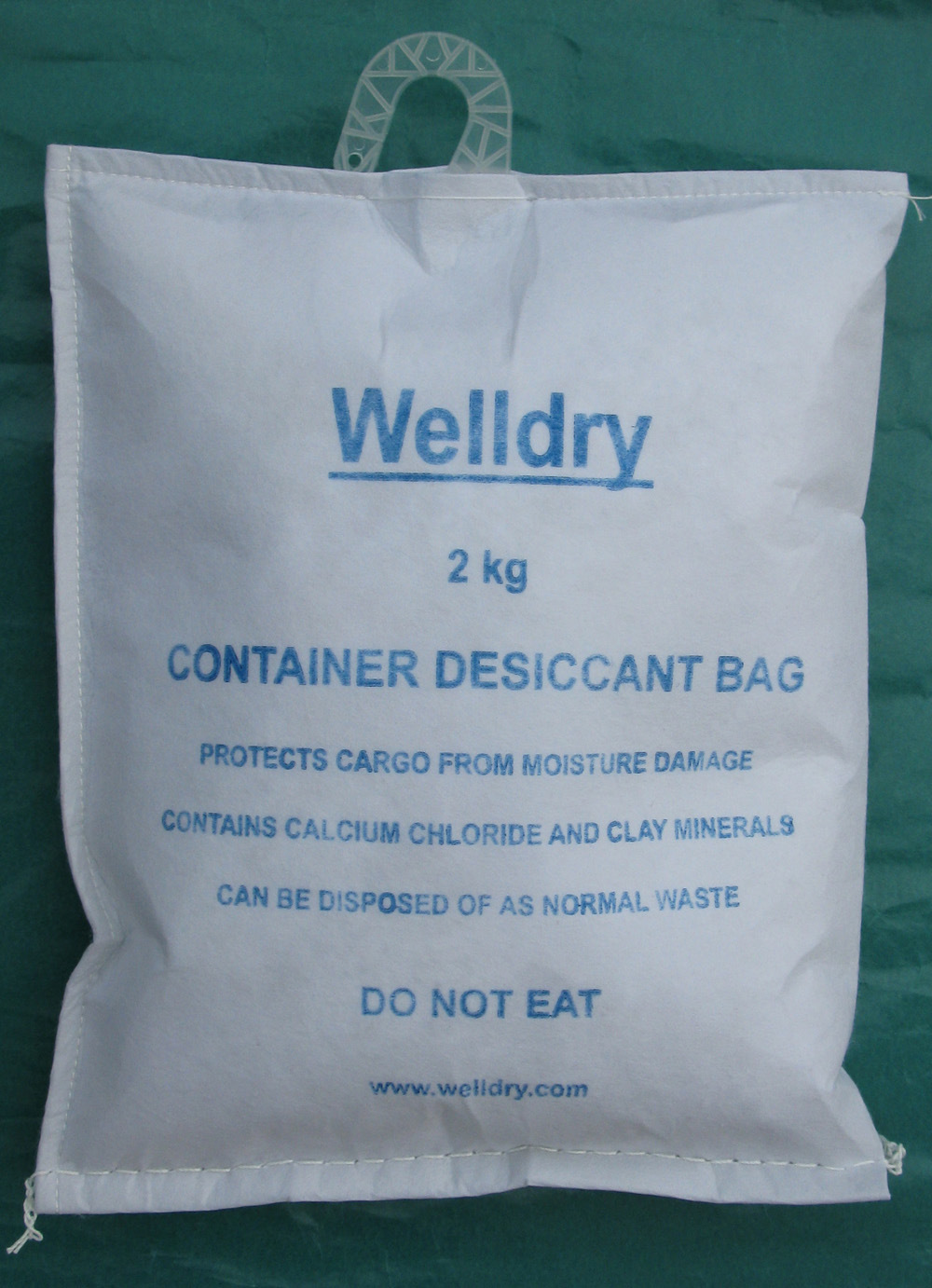 China 2kg Container Desiccant Bag For The Shipping Of Agricultural Products