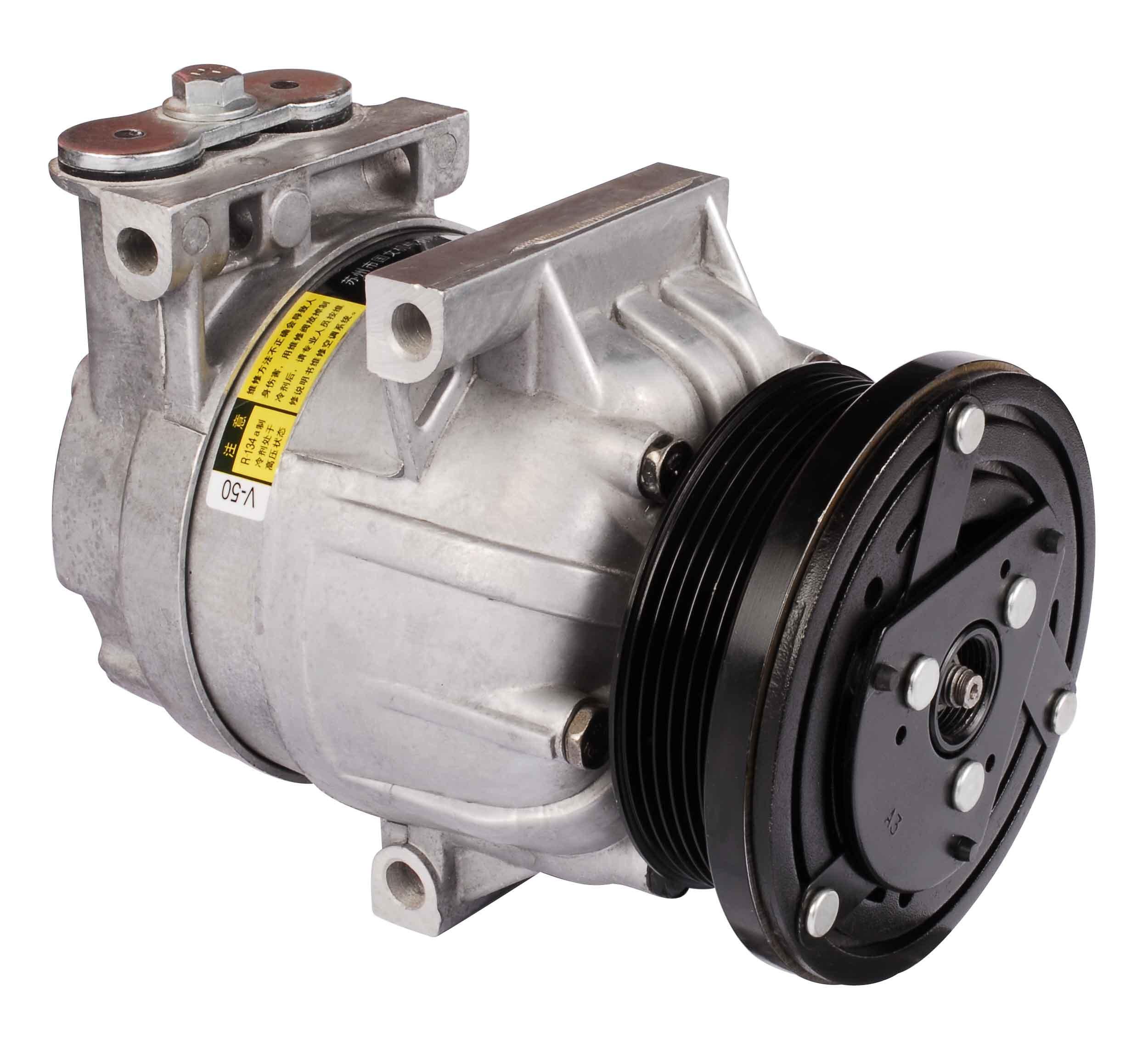 [Hot Item] 5V16 Car AC Air Compressor for Sale for Buick