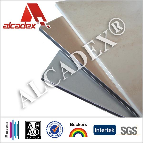 Wood Aluminum Composite Panel ACP Alucobond ACM by Linyi