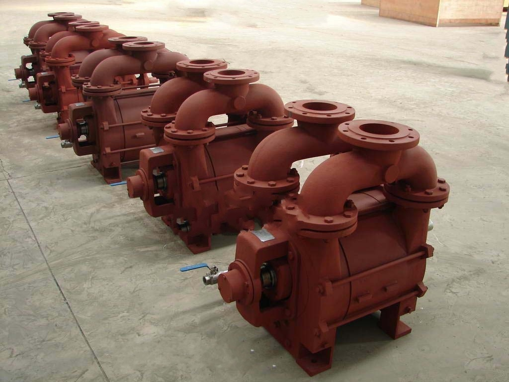 Liquid (Water) Ring Vacuum Pump (2BE)