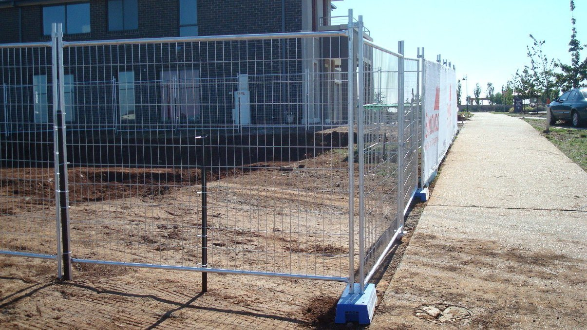 [Hot Item] Galvanized Australia Type Temporary Security Fence Made in China