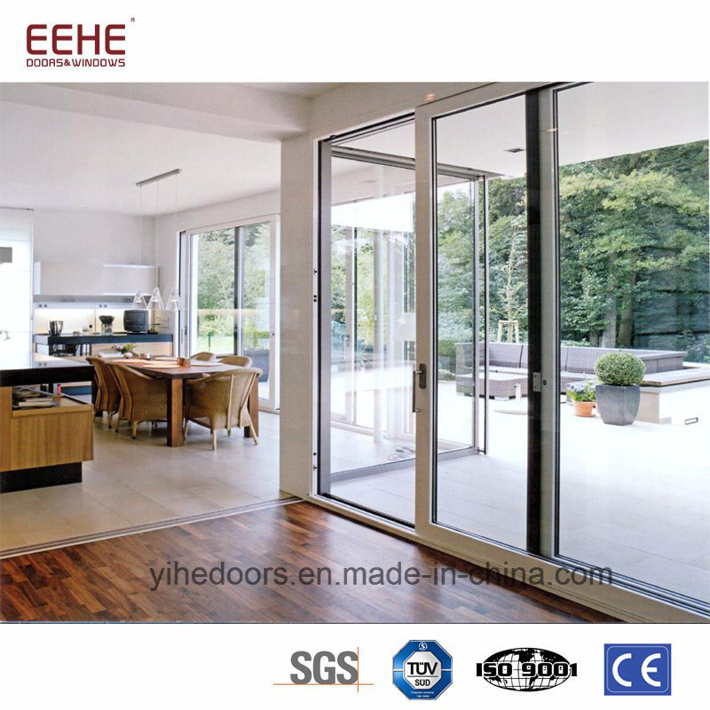 China Aluminium Alloy Curved Sliding Doors And Windows China Metal