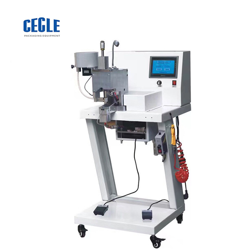 China New Full Automatic Nail Beads Button Fixing Machine for Sale ...