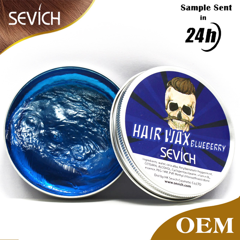 [Hot Item] New Design Fashion Custom Barber Hair Gel Wax for Men