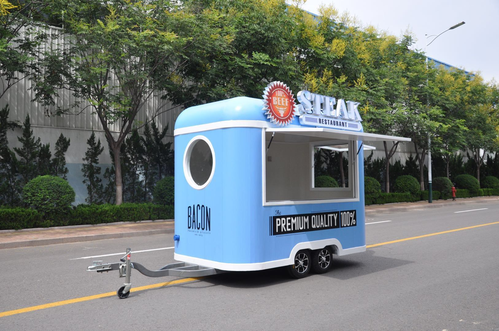 Car And Truck Shop >> Hot Item Food Vending Street Food Cart Coffee Shop Mobile Food Truck Food Car