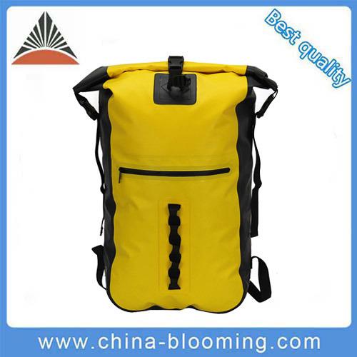 40L Dry Camping Sport Waterproof Climbing Hiking Tarpaulin PVC Backpack