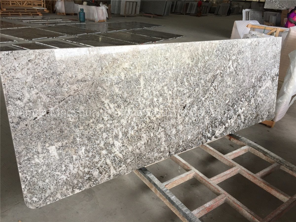 China Granite Kitchen Countertop, Eased Polish Countertop, Table ...