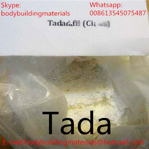 Tadalafil Powder for Male Function and Erectile Dysfunction Treatment pictures & photos