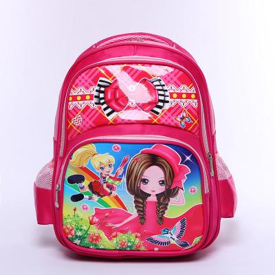 Kindergarten Bag 3-6 Years Old Children Backpack Lightweight Water-Proof  Cartoon School Bag f4e1cfc37428