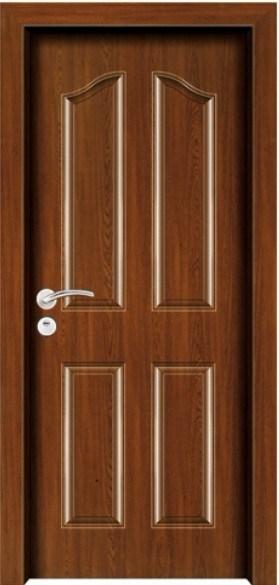 China Melamine Wood Room Door Designs Bg Mw9013 China
