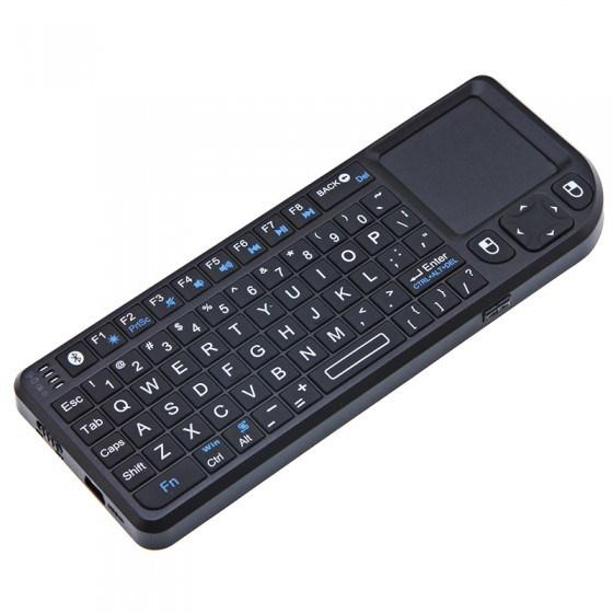 China Rii Mini Elegance Wireless Bluetooth Keyboard Mouse Touchpad Presenter China Bluetooth Keyboard And Wirless Keyboard Price