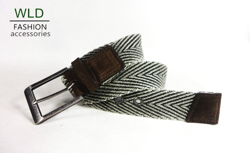 Hot Sale and High Quality Fashion Canvas Belt (CKY0099)