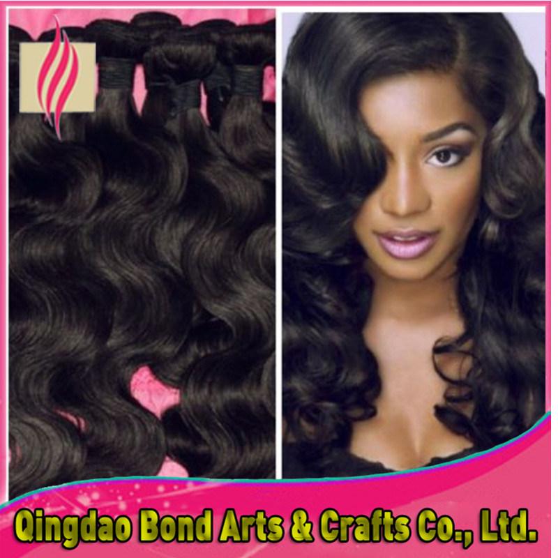 China Wholesale Price Virgin Brazilian Human Hair Extension Weave