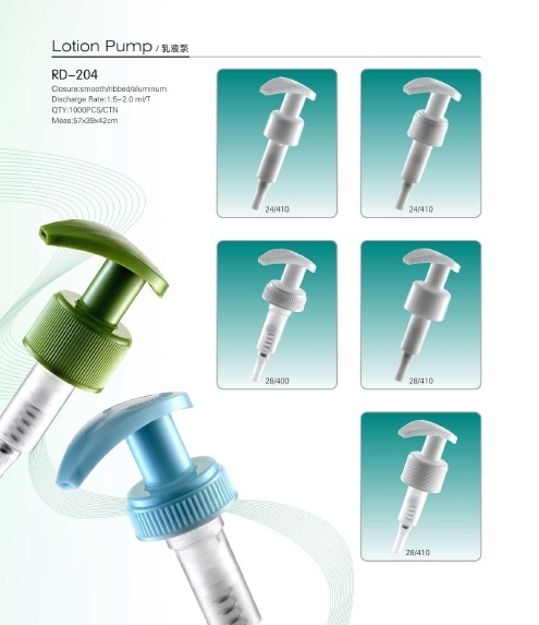 Lotion Pump (RD-204)