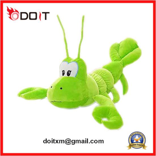 China Stuffed Toy Supplier Stuffed Shrimp Stuffed Toy China Plush