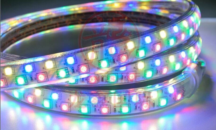 Seal Waterproof SMD5050/3828 White LED Lighting pictures & photos