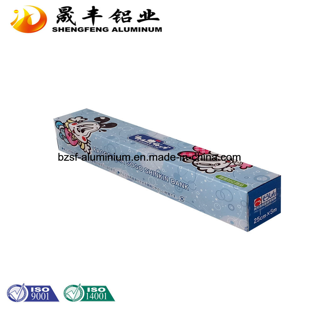 Aluminum Foil for Food Packing