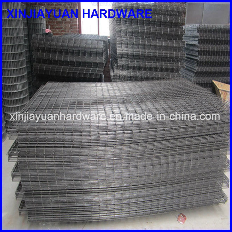 Galvanized /PVC Coated Welded Wire Mesh Panel pictures & photos