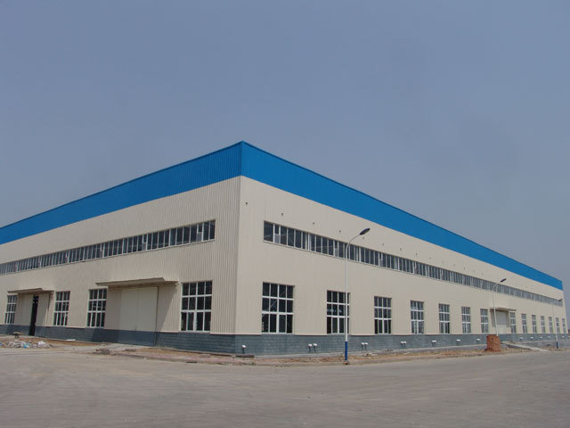 Prefabricated Light Steel Plant/Building Steel Structure pictures & photos