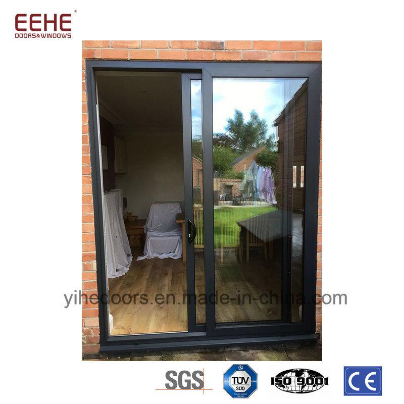 China Aluminum Screen Doors Philippines With Mosquito Net Door