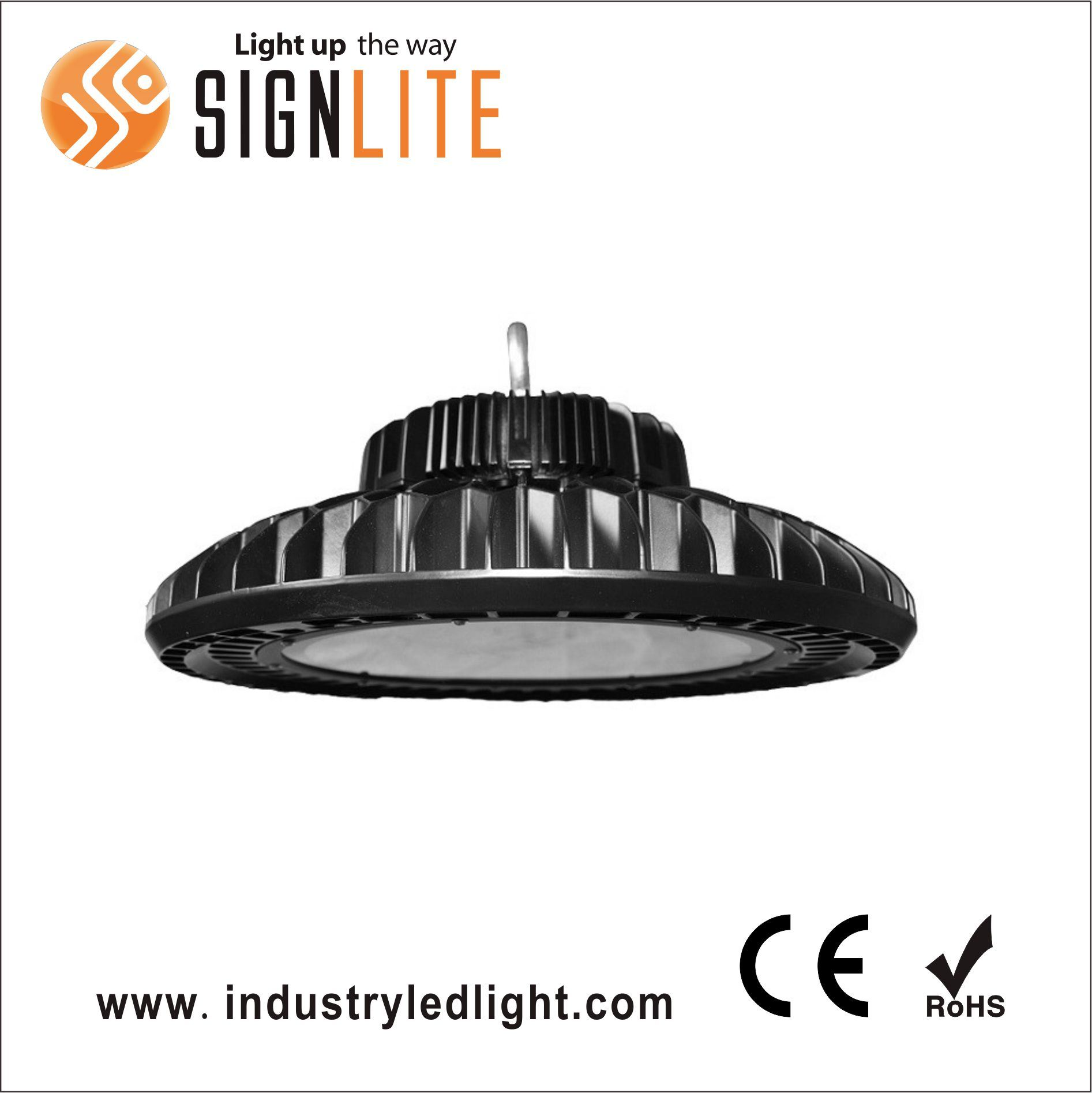 China Warehouse Led High Bay Light Fixtures 200w 240w Industrial Lighting With Meanwell Driver Lights