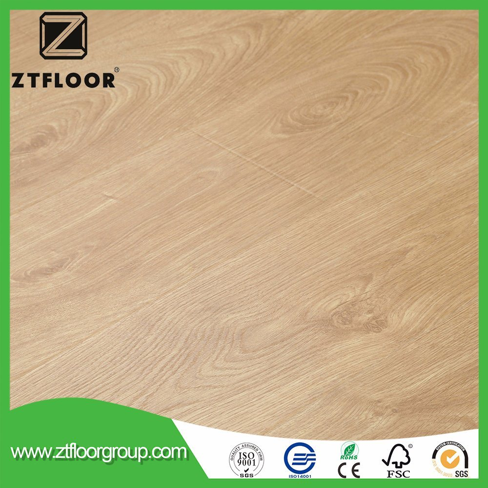 12mm New Pattern Wood Texture Surface Hdf Laminated Flooring Tile
