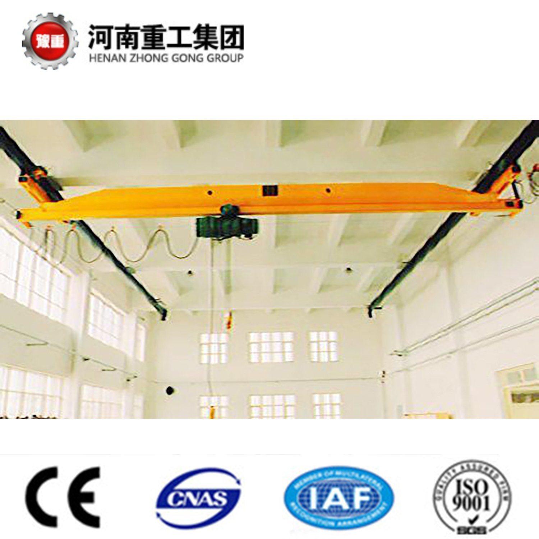 China 05 10t Lx Type Single Girder Suspension Overhead Bridge Crane Workstation Cranes Work Station Ase Systems